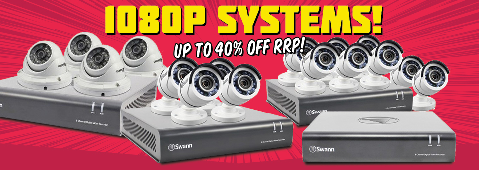 1080p Security Systems