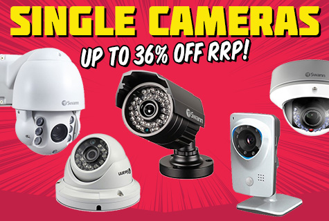 Single Security Cameras