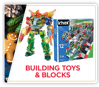 Building Toys & Blocks