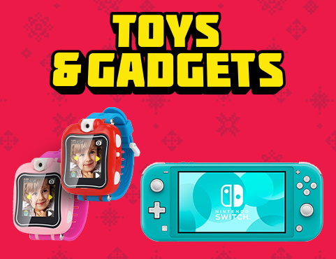 Gadgets & Toys