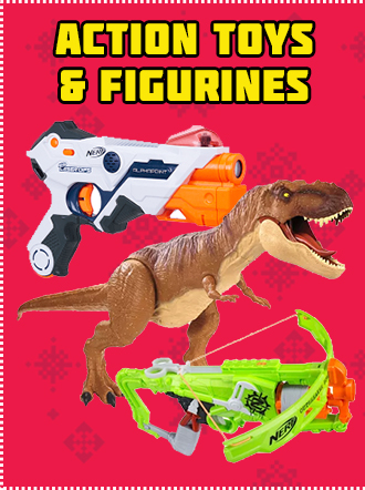 Action Toys & Figurines