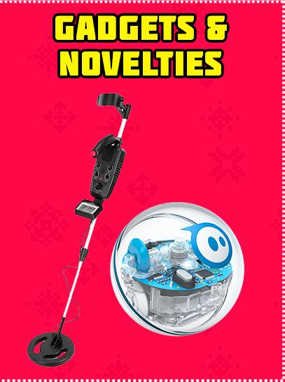 Gadgets & Novelties