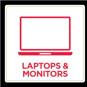 Laptops & Monitors