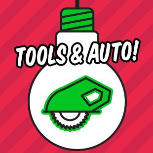 Tools & Automotive