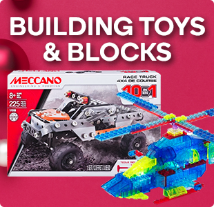 Building Toys & Blocks