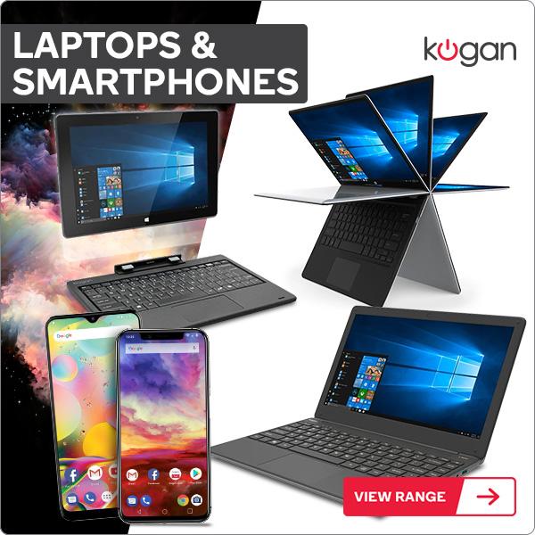 Laptops & Smartphones